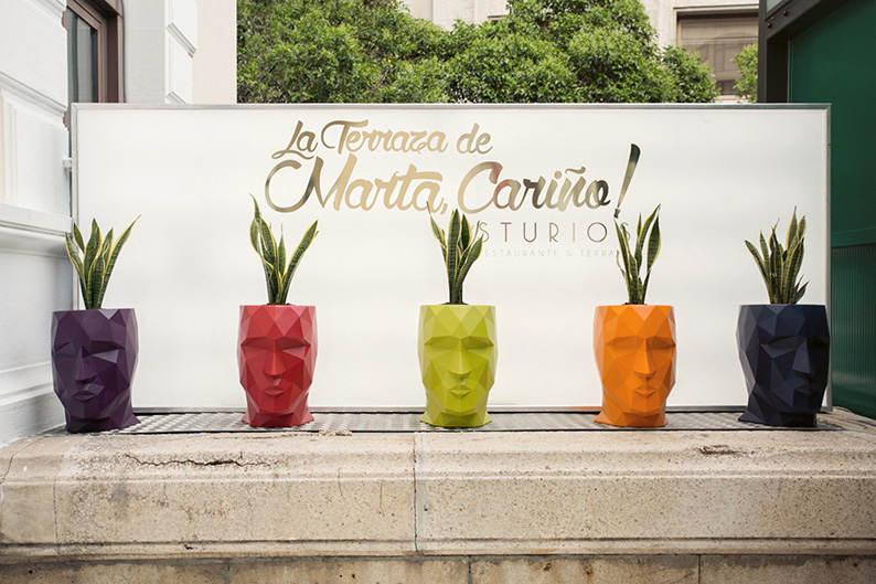 La Terraza De Marta Cariño By Sturios Abre Sus Puertas