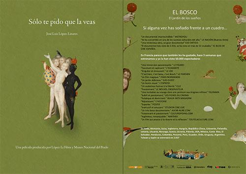 El Bosco El Jardin De Los Suenos Nominada Para Los Goya
