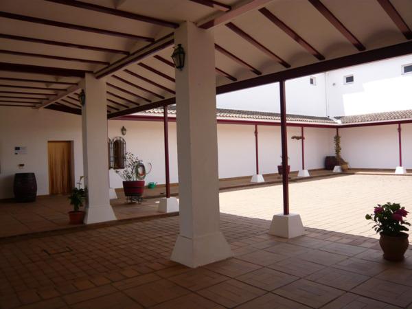 Corral de Comedias-Bodega.