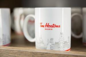 Tim Hortons. nueva marca de cafeterías en España