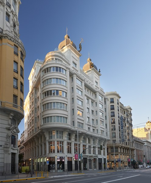Hyatt-Centric-Gran-Via-Madrid-Façane