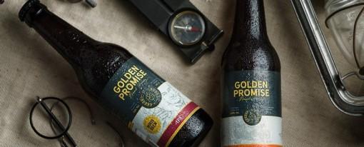 Golden Promise, el sueño americano convertido en cerveza