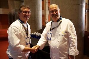 Andoni Luis Aduriz nuevo presidente de Euro-Toques