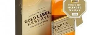 Johnnie Walker Gold Label Reserve un lujo de blended