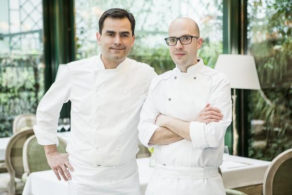 Chefs David&Luís sin logos