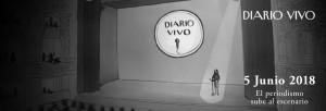 El periodismo se sube al escenario con Diario Vivo
