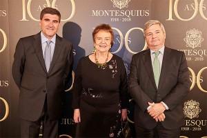 Bodegas Montesquius celebra sus 100 años
