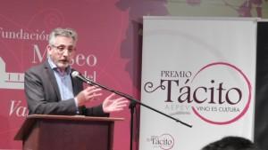 Entrega de Premios Tácito en Valdepeñas