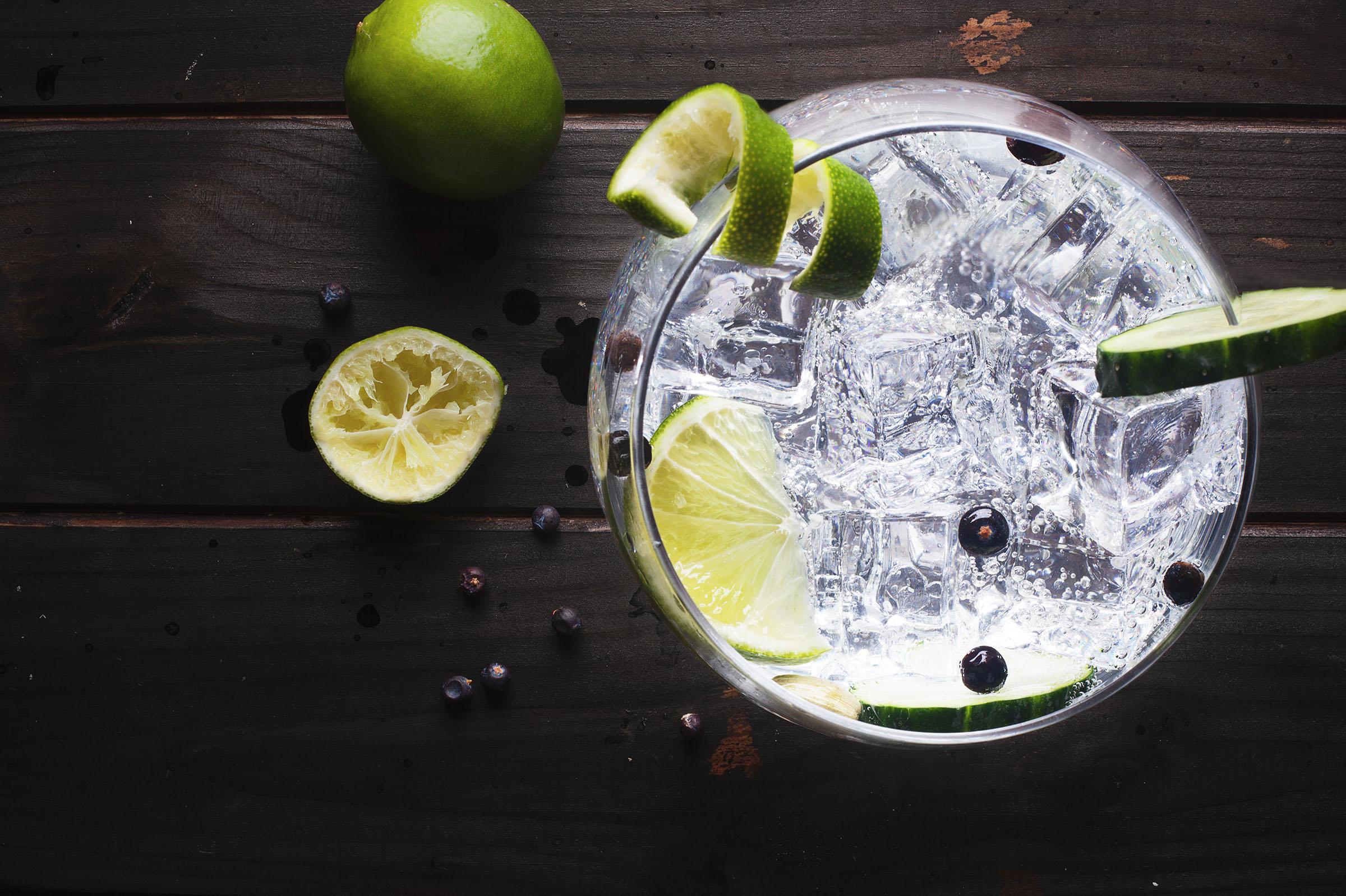 Gin-Tonic Chase
