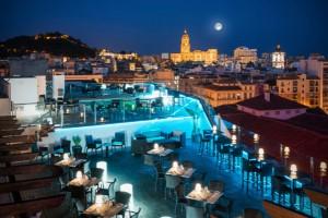 Gran velada gastronómica en Málaga