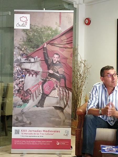 gastroystyle---Presentacion XXII Jornadas medievales Avila en Madrid _Foto_Miguel A_Munoz Romero_RVEDIPRESS_6---003