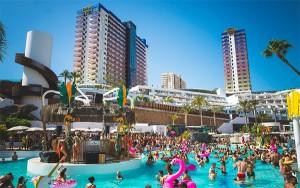 Lagoon Party en Hard Rock Hotel Tenerife
