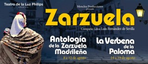 Zarzuela, la mejor forma de celebrar Madrid