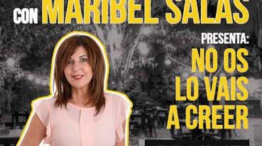 'Risas Km.0′ con Maribel Salas el 24 de Agosto