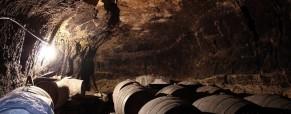 Calados o bodegas subterráneas en Rioja