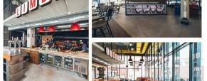 Restaurante Limbo y su decoración industrial