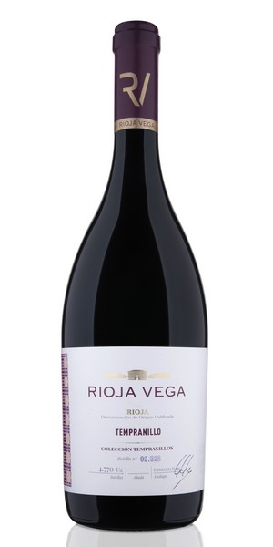 Rioja Vega Colección Tempranillo Tinto SA