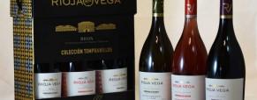 Rioja Vega Colección Tempranillo, festival de tempranillo