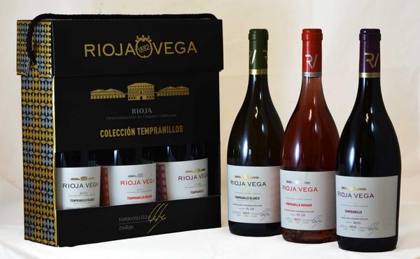 Rioja Vega Coleccion Tempranillo estuche