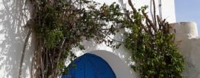 Túnez, el viaje