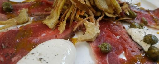Restaurante SottoSopra, los sabores de Roma en Madrid