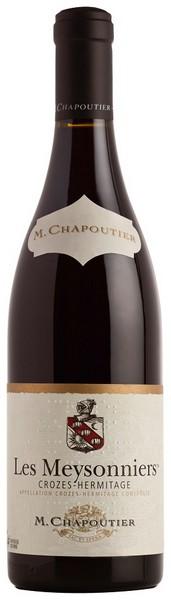 """M. Chapoutier Crozes Hermitage """"Les Meysonniers"""" Rouge 2016"""