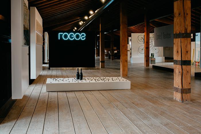 Museo del vino de Bodega Otazu 7 BAJA