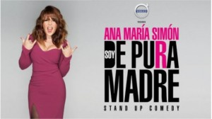 """Ana María Simón es de """"Pura Madre"""""""