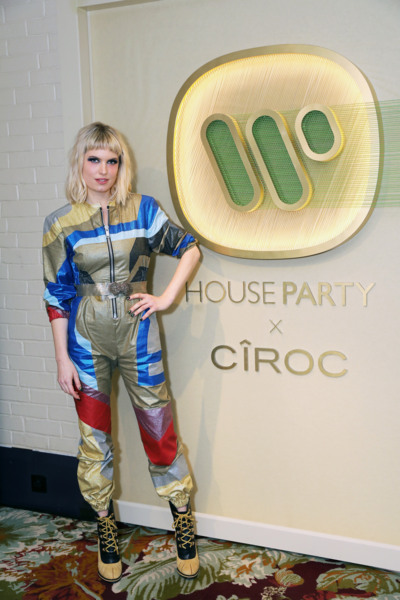 DMB-Warner Music & CIROC Vodka House Party, in association with GQ, at Chiltern Firehouse75