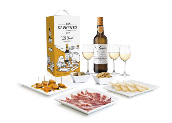 Bodegón del Kit de Picoteo 2019.
