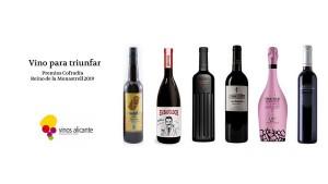 Vinos Alicante lideran los Premios Reino de la Monastrell