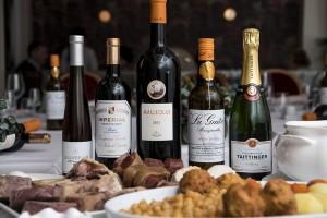Champagne, manzanilla, Ribera del Duero, Rioja y Asturias