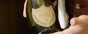 Dom Perignon y su cena exclusiva en el mar