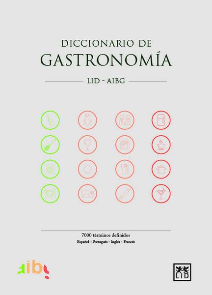 Cubierta Gastronomía