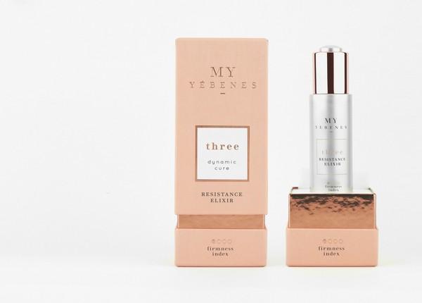 MY Yébenes - Three - Elixir 1 Resistance 155€ Pack