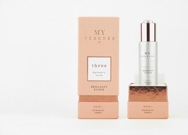 MY Yébenes - Three - Elixir 3 Brilliant 155€ Pack