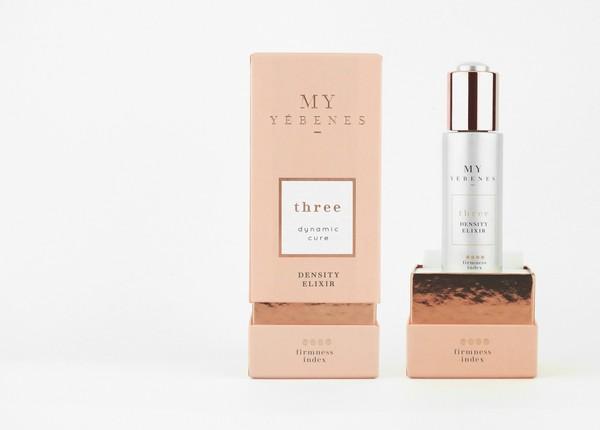 MY Yébenes - Three - Elixir 4 Density 155€ Pack
