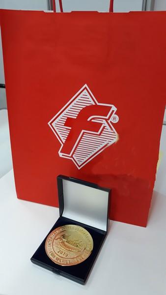 Premio especial a los productos BEHER por su alta calidad internacional
