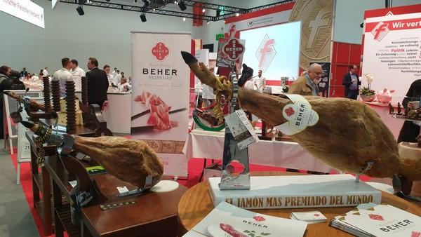 Productos presentados por BEHER en IFFA 2019