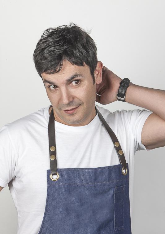 Alberto Soto, 'Mejor cocinero de Castilla y León 2014' y 1 Sol Guía Repsol