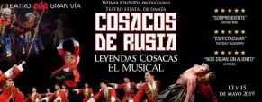 """Los """"Cosacos de Rusia"""" en Madrid"""