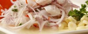 Perú y sus cinco variedades de ceviche