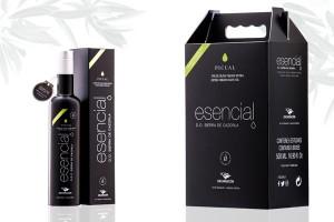 Esencial Primer Aceite Verde Temprano de Jaén