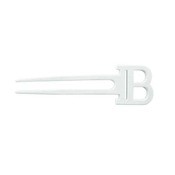 BalmainHair_Accessories_Fourche_White_LimitedEdition_SpringSummer19