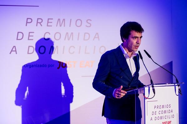 Patrik Bergareche, Director General de Just Eat España