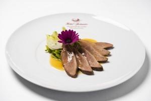 Restaurante The Slim y su alta cocina saludable