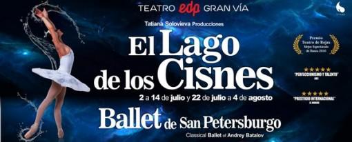 Este verano 'El Ballet de San Petersburgo' en Madrid