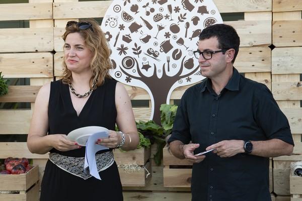 IV Premios Gastroactitud - Izaskun Villena (Alas de Campos. Pichón Tierra de Campos. Zamora)8.
