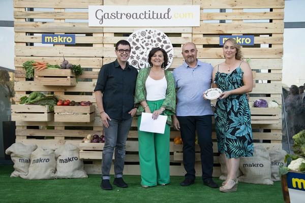 IV Premios Gastroactitud - Javier Acedo y Rocio Alonso (Trufas Alonso. Guadalajara)