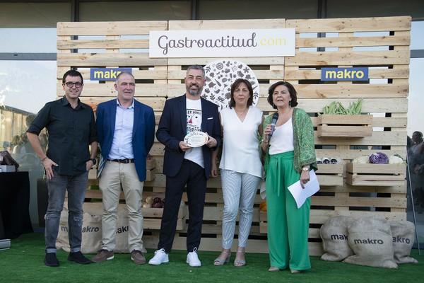 IV Premios Gastroactitud - Ricardo, Xesús y Ana (Queserías Airas Moniz. Lugo)